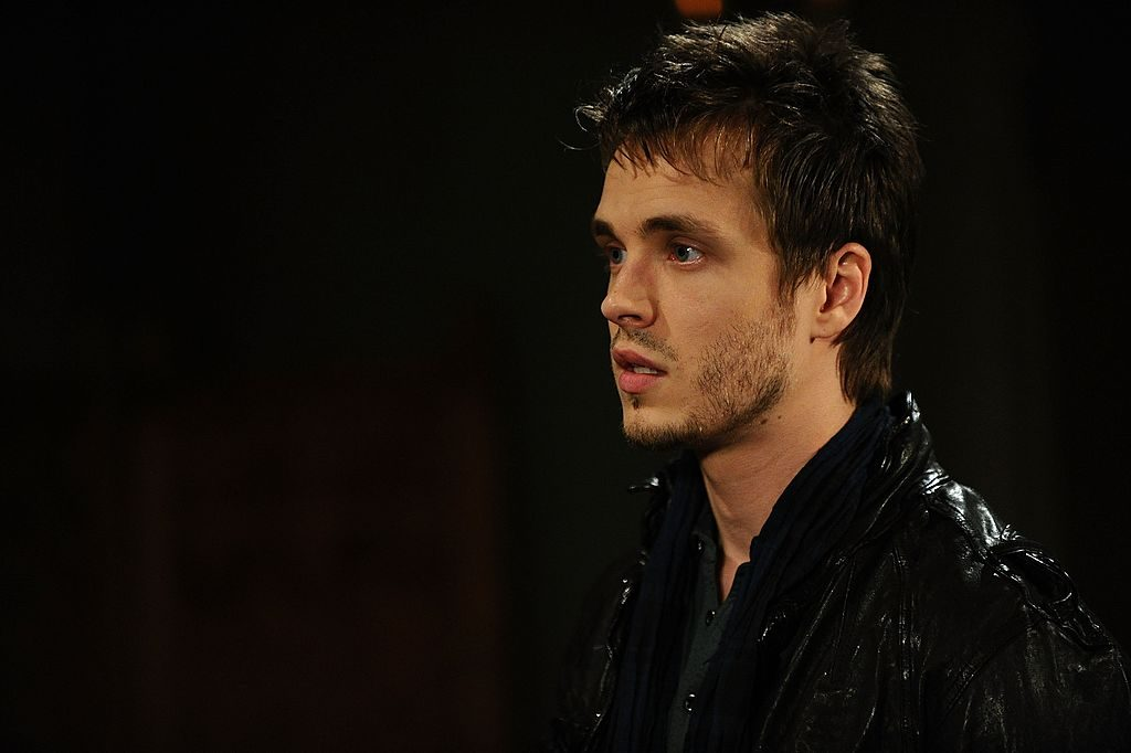 Jonathan Jackson portraying Lucky Spencer in 'General Hospital'