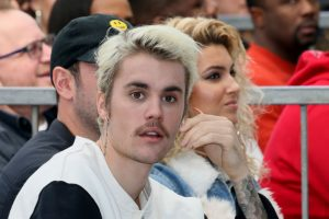 The Internet Absolutely Hates Justin Bieber's Mustache—so Does Hailey Bieber