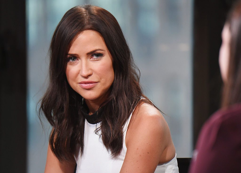 Kaitlyn Bristowe during a BUILD series interview. |  Michael Loccisano/Getty Images