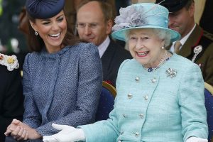 The 1 Reason Queen Elizabeth Will Always Side With Kate Middleton Over Meghan Markle