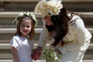 Why Does Kate Middleton Have a Different Title Than Her Children?