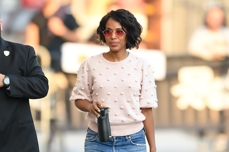 Kerry Washington in Los Angeles