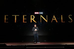 Marvel Fan Theory: 'The Eternals' Will Introduce These Familiar Heroes Into the MCU