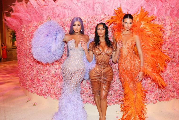 Kim Kardashian West, Kendall Jenner, Kylie Jenner
