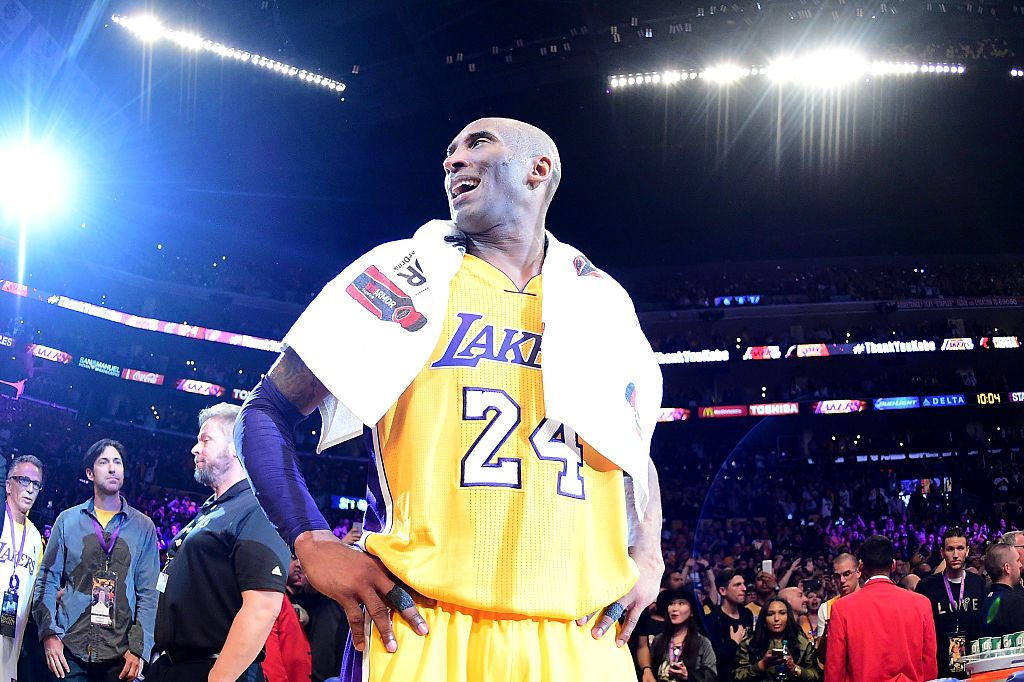Kobe Bryant |  Harry How/Getty Images