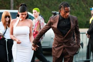 Kylie Jenner and Travis Scott Are Totally Flirting on Instagram Right Now