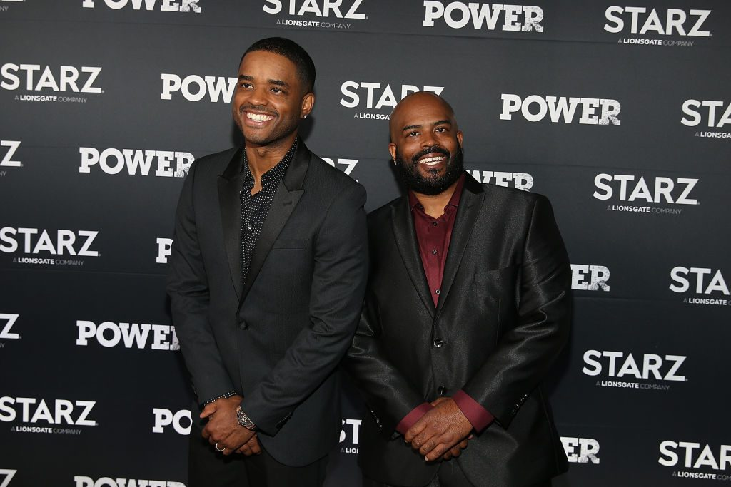 What movies did larenz tate play in