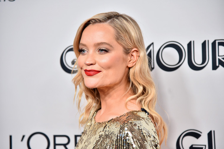 Laura Whitmore on the red carpet