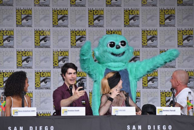 The 'Legends of Tomorrow' cast at San Diego Comic-Con
