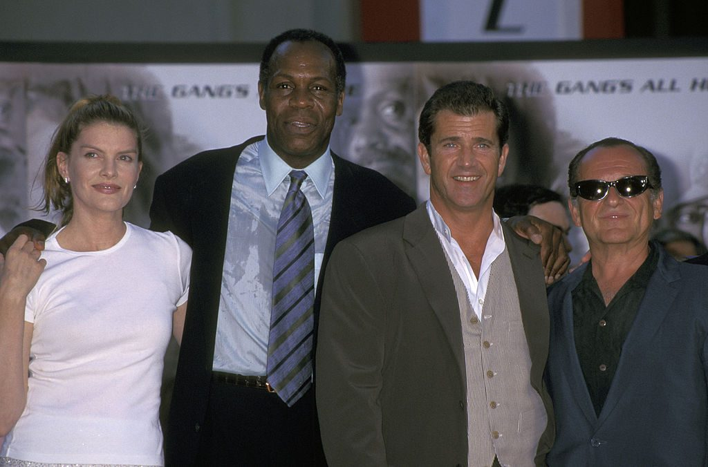 Lethal Weapon 4 cast
