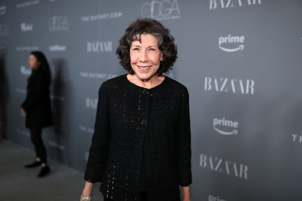 Lily Tomlin of Grace and Frankie Net Worth
