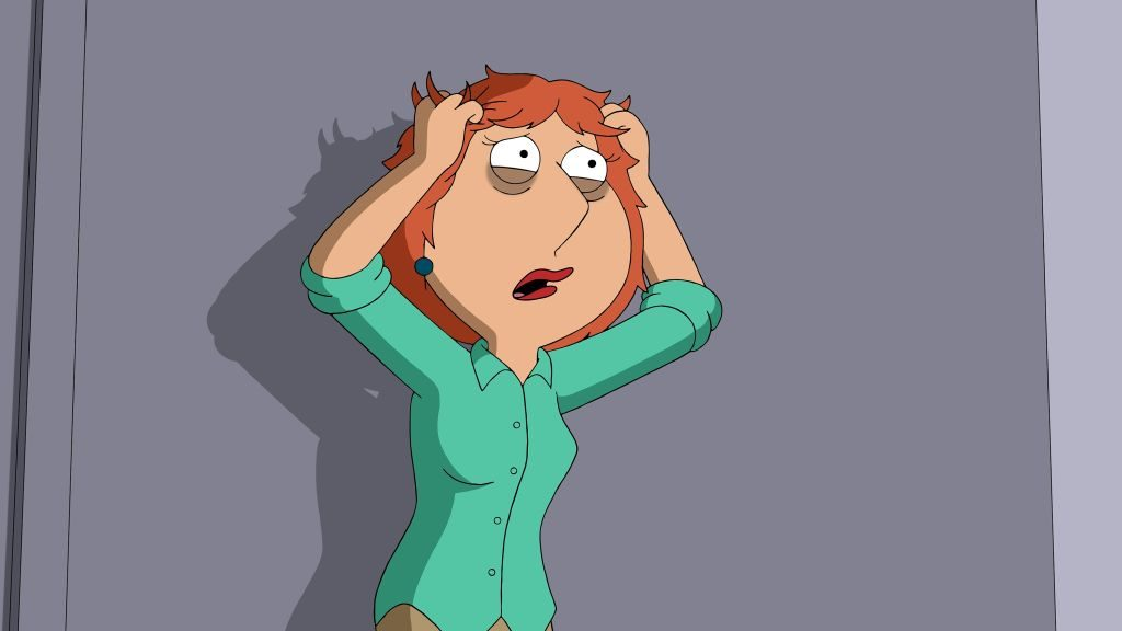 Lois Griffin of 'Family Guy'