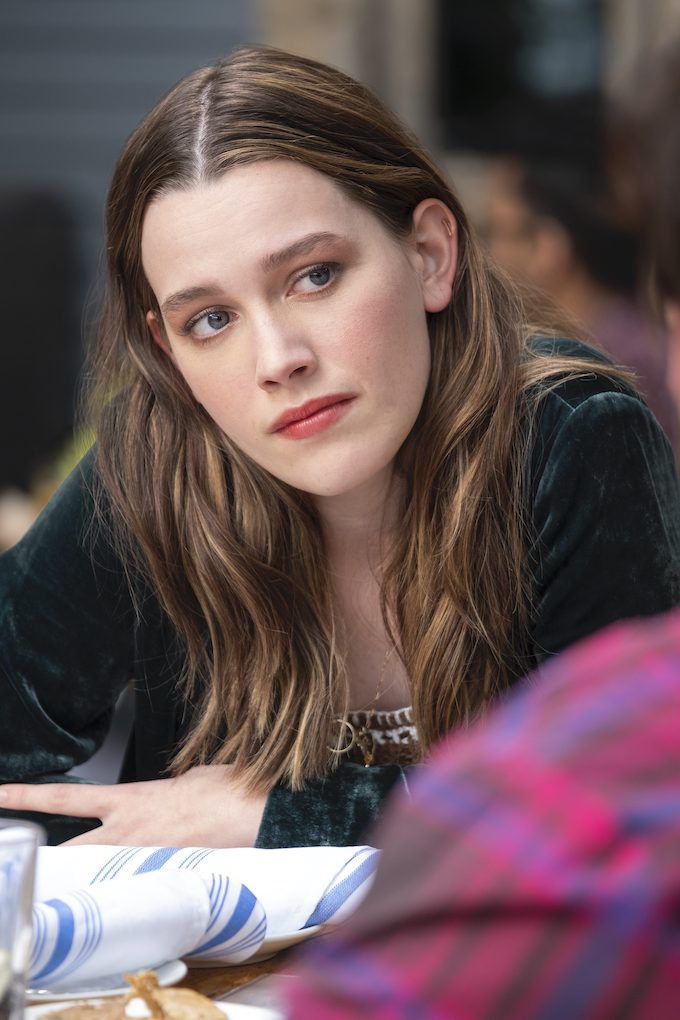 Love Quinn played by Victoria Pedretti in 'YOU.'