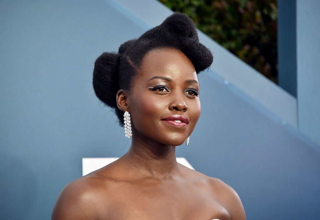 Lupita Nyong'o attends the 26th Annual Screen Actors Guild Awards