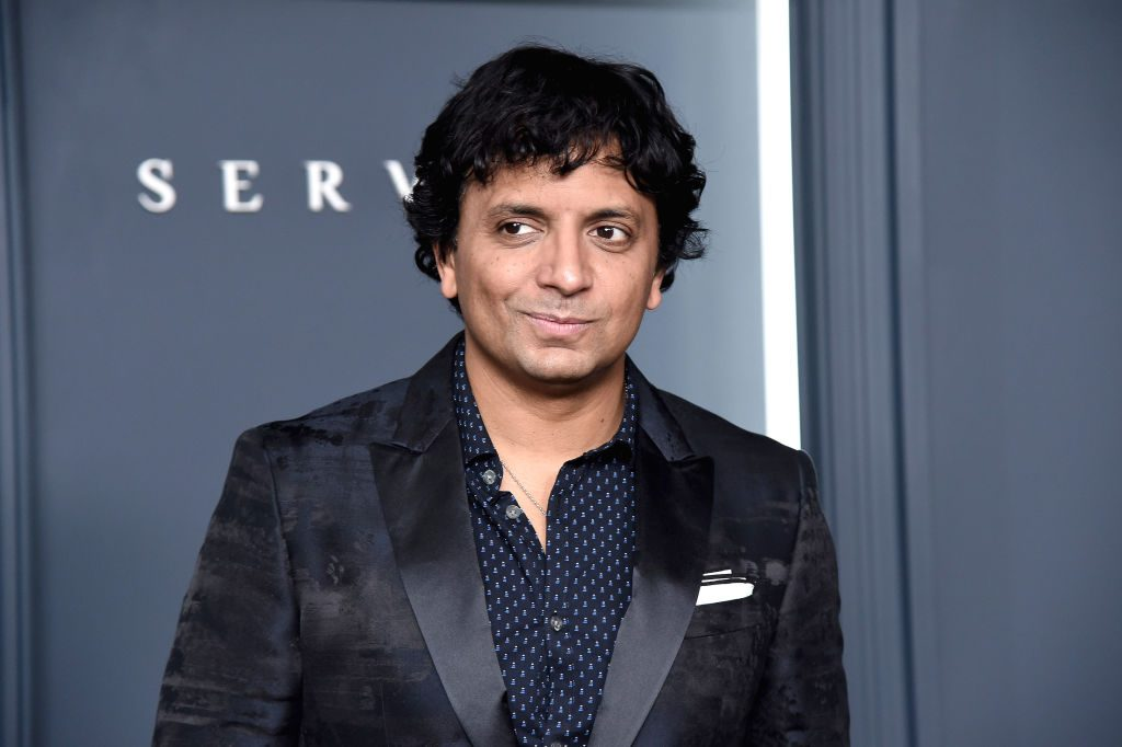 "M. Knight Shyamalan attends Apple TV+'s ""Servant"" World Premiere at BAM Howard Gilman Opera House"