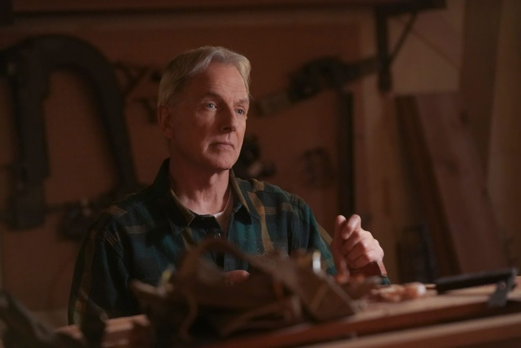 Mark Harmon as Agent Gibbs in NCIS