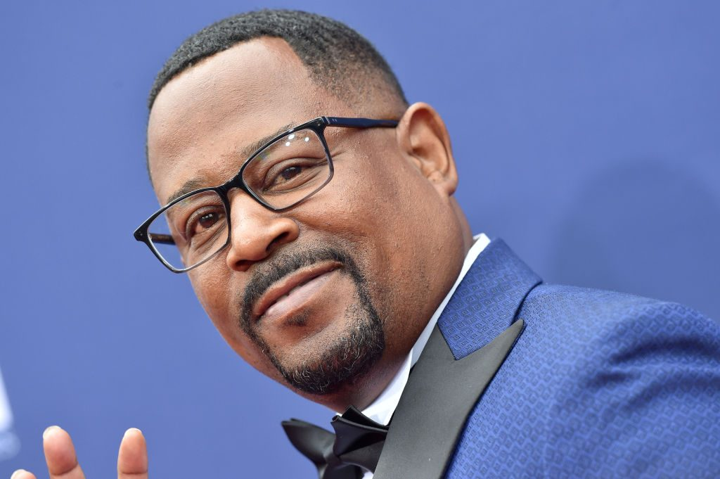 Martin Lawrence at an event in 2019