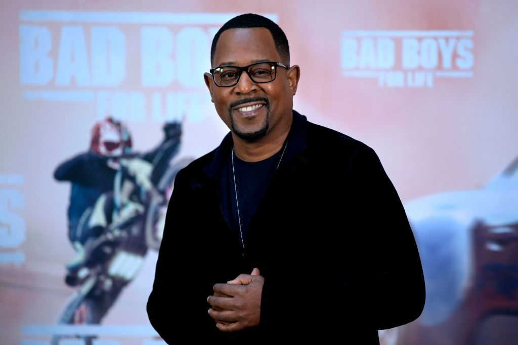 Martin Lawrence | GABRIEL BOUYS/AFP via Getty Images