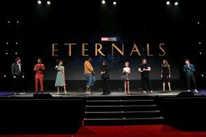 'The Eternals' Leaked Images Suggest We Have Already Seen Them In the Marvel Cinematic Universe