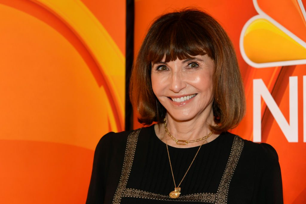 Mary Steenburgen |  Mike Coppola/NBCUniversal/NBCU Photo Bank/NBCUniversal via Getty Images