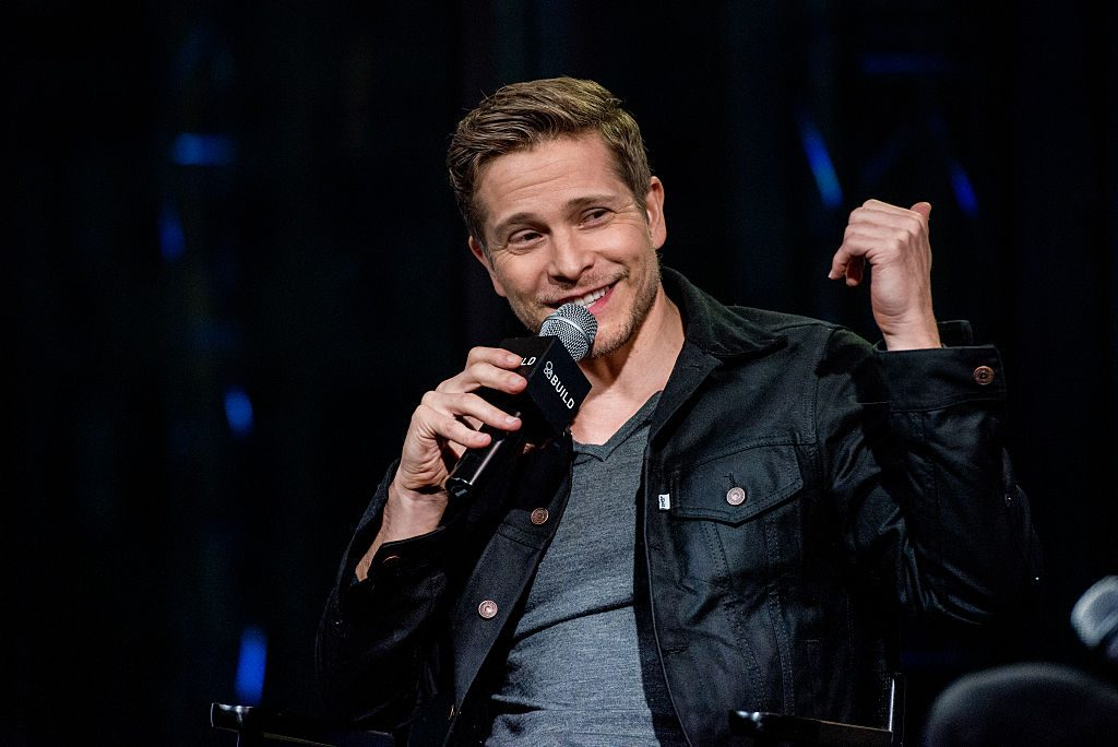"""Matt Czuchry discusses """"Gilmore Girls: A Year In The Life"""" with the Build Series at AOL HQ"""