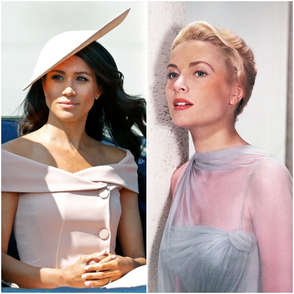 Meghan Markle and Grace Kelly