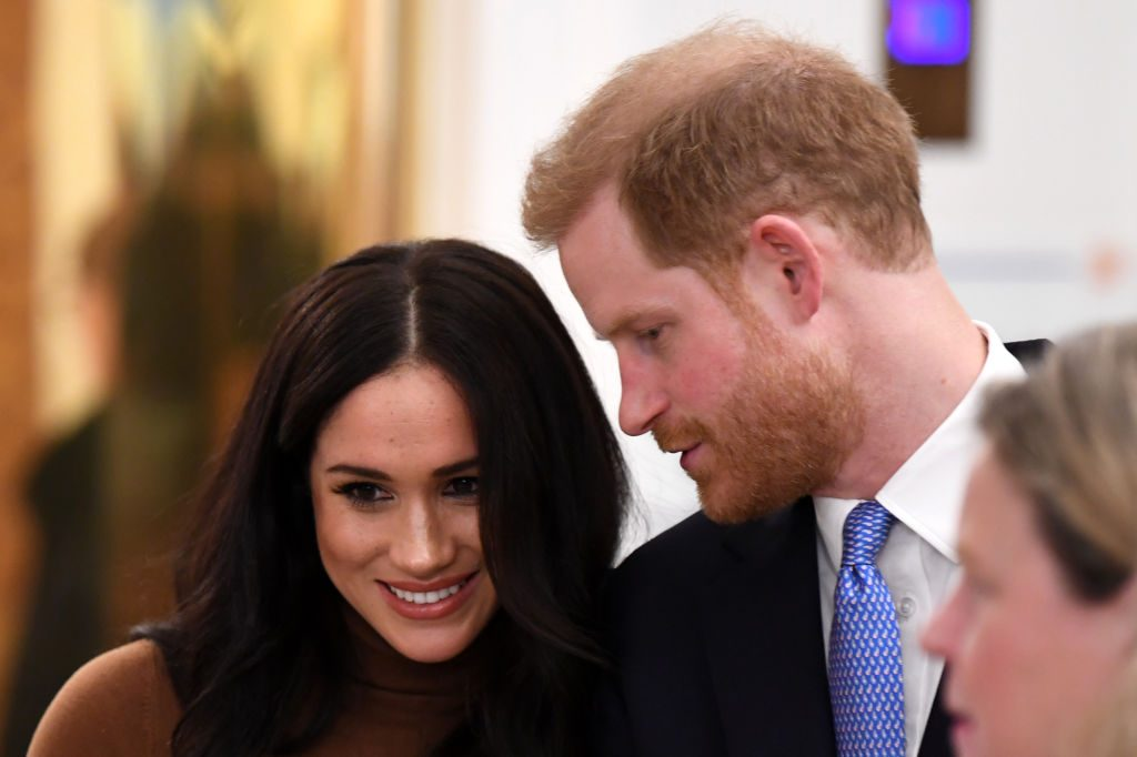 Meghan Markle and Prince Harry clues