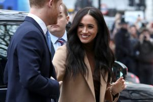 These #Megxit Headlines Put Meghan Markle Front and Center
