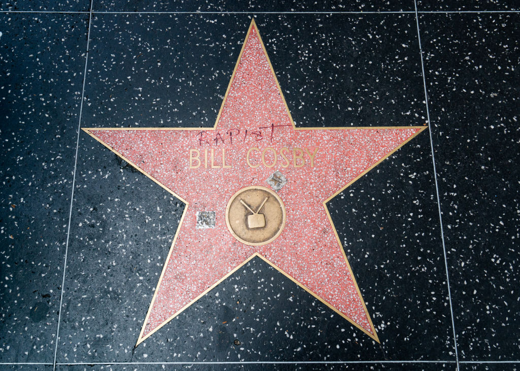 Bill Cosby's star