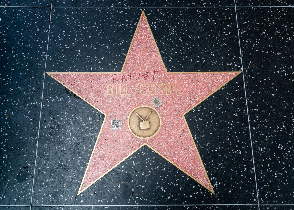Bill Cosby's star