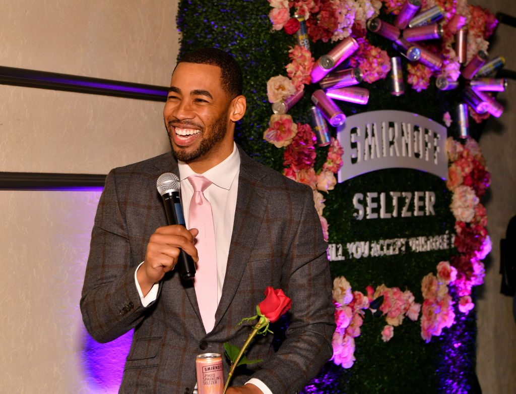 Mike Johnson | Slaven Vlasic/Getty Images for Smirnoff Seltzer