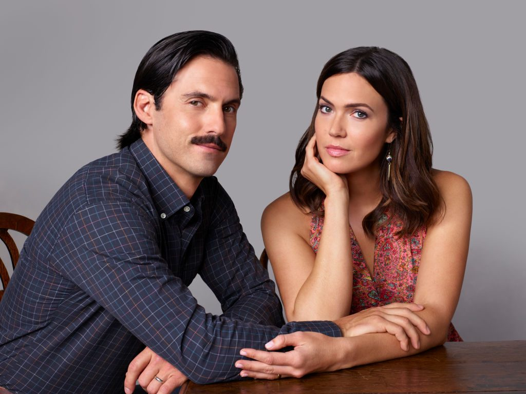 Milo Ventimiglia as Jack Pearson, Mandy Moore as Rebecca in This is Us - Season 4