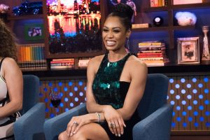 'RHOP' Monique Samuels Posts Video Explaining Her 'Afro-Centric' Confessional Looks to Support Ari Lennox