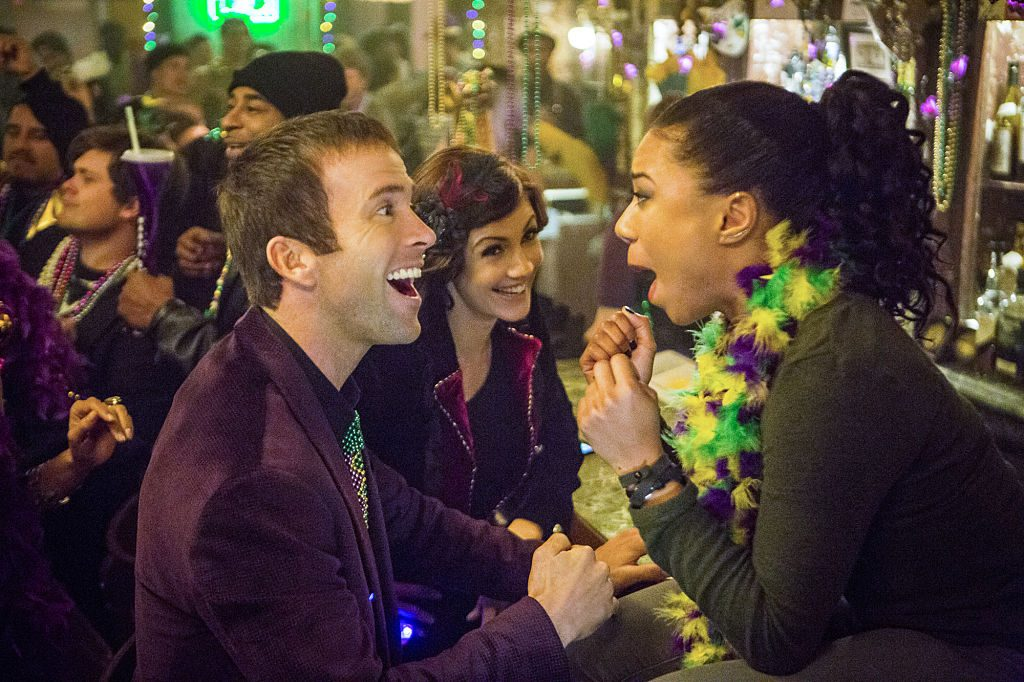 Former NCIS: New Orleans' Star Shalita Grant Reveals Why the 'PerSalle' Romance Never Played Out