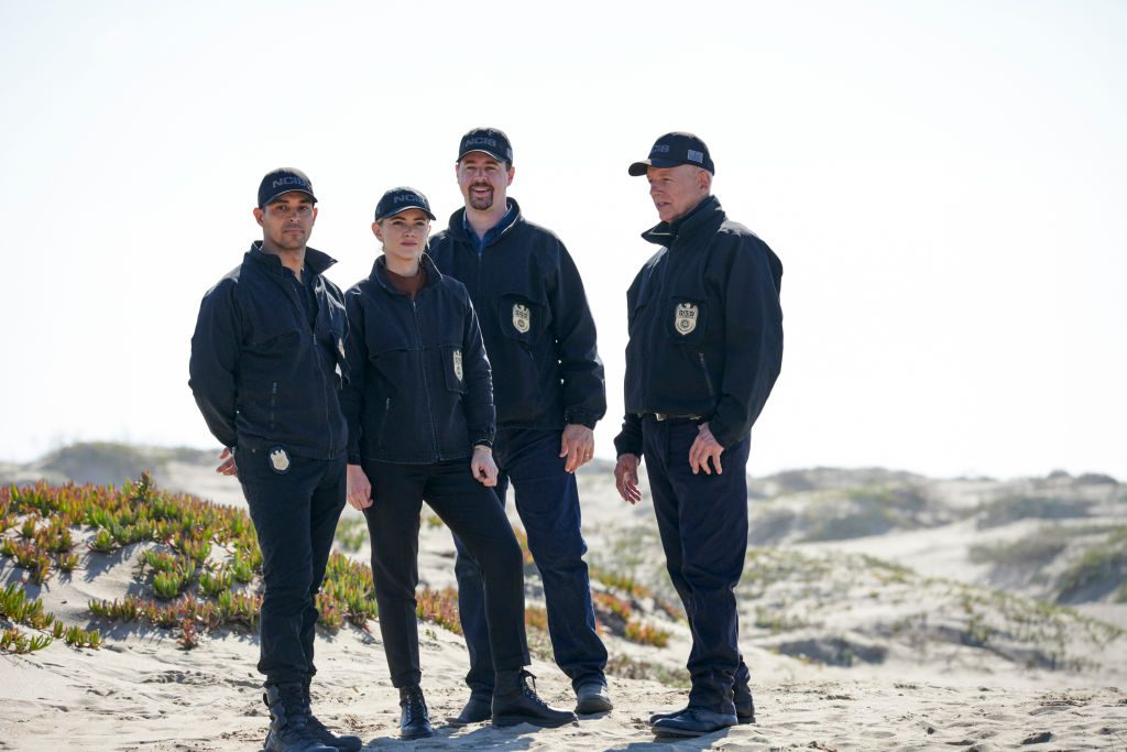 The NCIS producers pay close attention to how many agents are on the show. | Cory Osborne/CBS via Getty Images