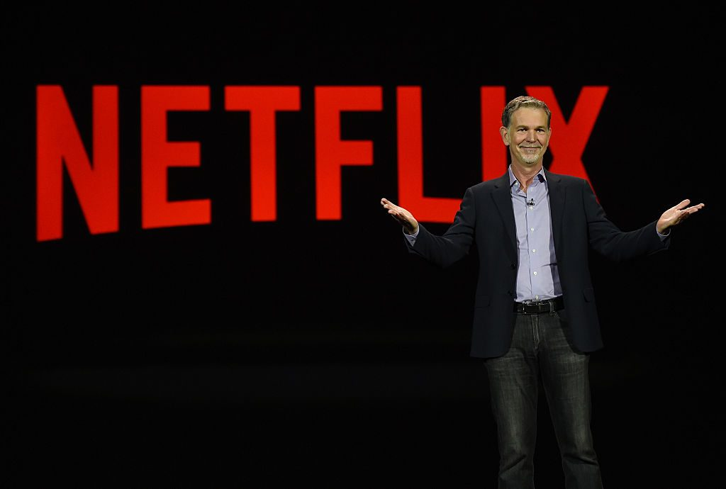 Netflix CEO and Netflix made Cheer