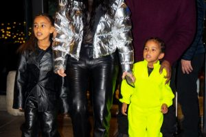Kim Kardashian Reveals Her Kids, North & Saint West, Finally 'Get Along'