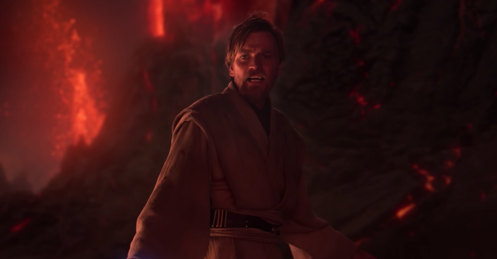 Obi Wan Kenobi S High Ground Line Wasn T Written By George Lucas