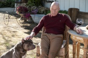 'Star Trek: Picard': Patrick Stewart Was Shocked to Learn This About Jean-Luc Picard