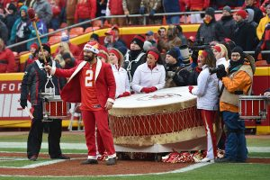 These Are the Kansas City Chiefs' Most Famous Fans