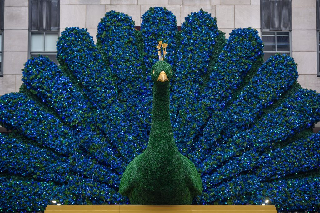 NBCUniversal kicks off it's new Peacock streaming service on TODAY at 30 Rockefeller Plaza