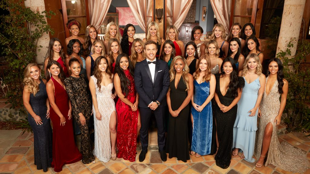 'The Bachelor' Season 24 Cast with Peter Weber