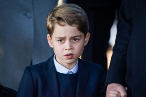 Is Prince George Considered A Senior Member of the Royal Family?