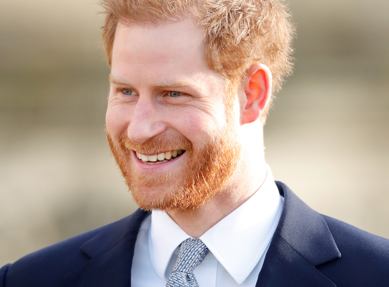 The Absurd Reason 1 Star Was 'Scolded' After Meeting Prince Harry