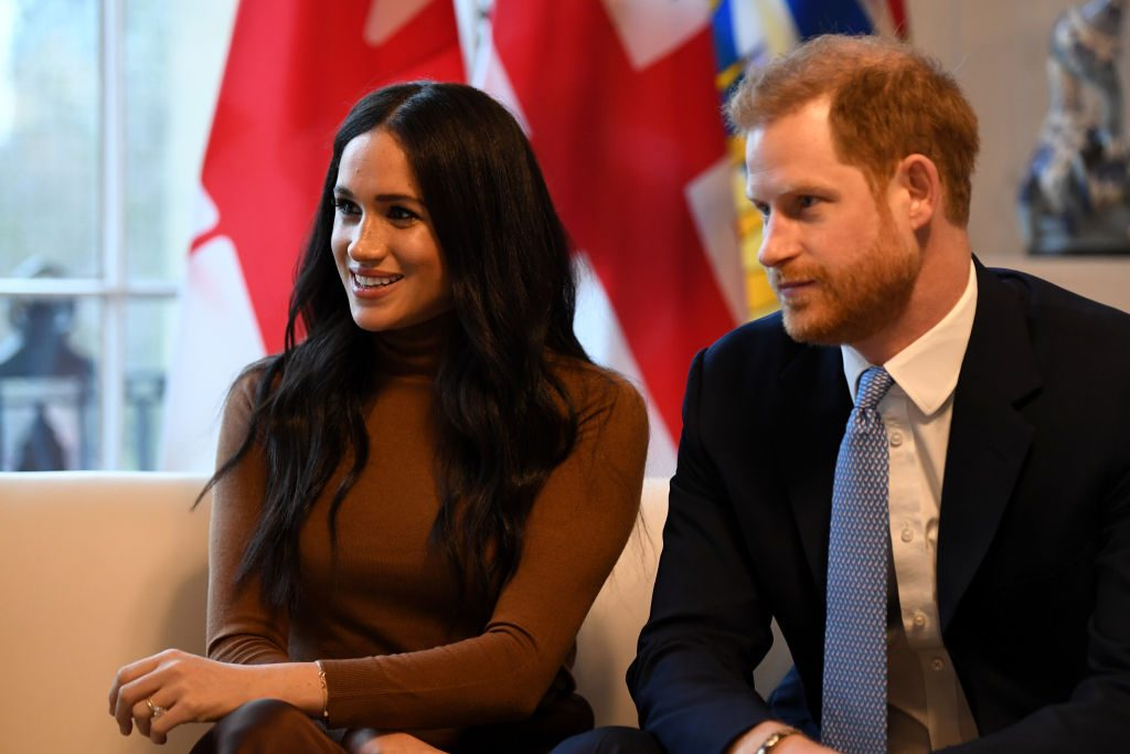 Prince Harry & Meghan Markle Are Only Following This One Instagram Account