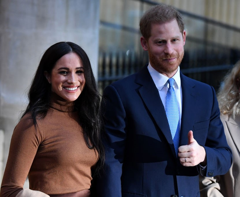 ROYAL SPLIT: Harry and Meghan have quit their 'jobs'