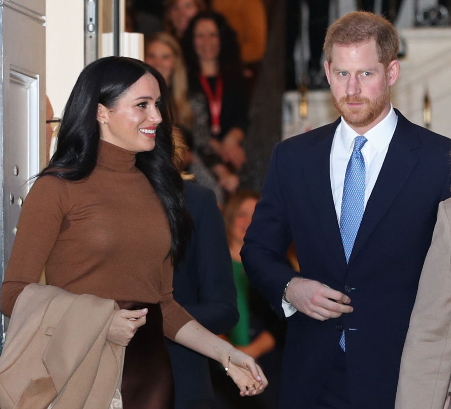 will prince harry and meghan markle s problems with the press be solved now that they are no longer senior royals https www cheatsheet com entertainment will prince harry and meghan markles problems with the press get better or worse now that theyre not senior royals html