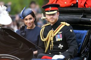 This Buckingham Palace Comment Spotlights How Blindsided the Royal Family Was By Megxit
