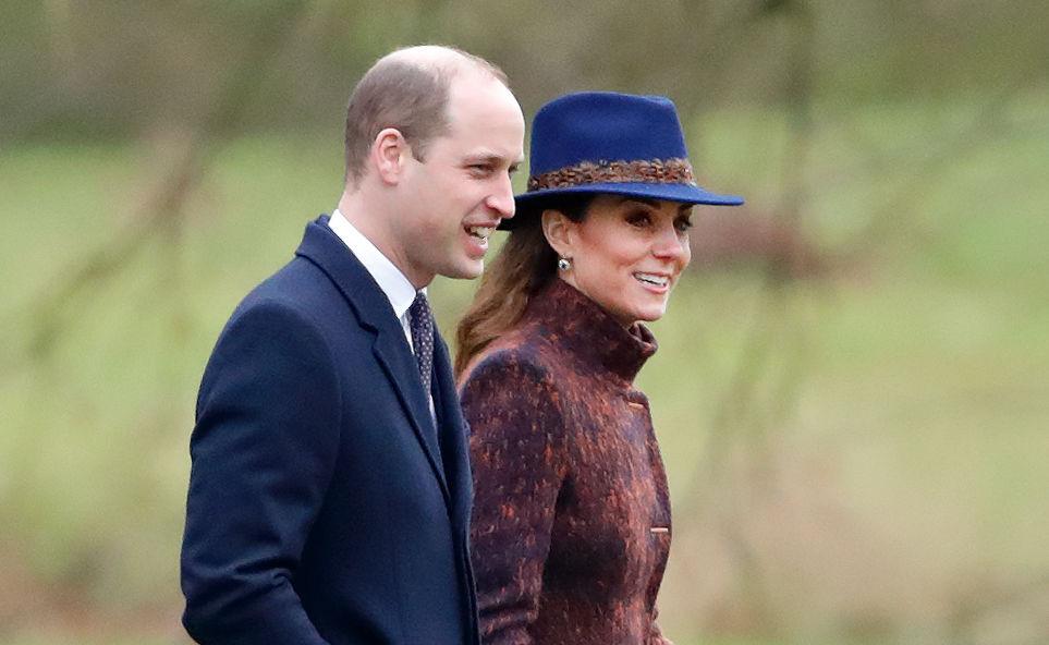 Prince William Kate Middleton rose hanbury