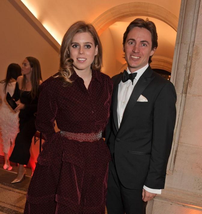 Princess Beatrice of York and Edoardo Mapelli Mozzi